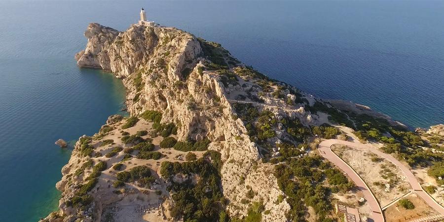 Melangavi Lighthouse Eternal Greece Ltd