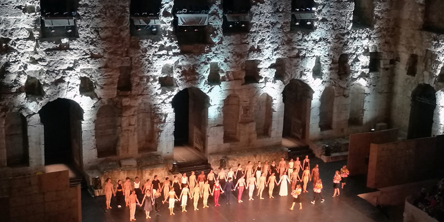 Odeon of Herodes Atticus Eternal Greece Ltd