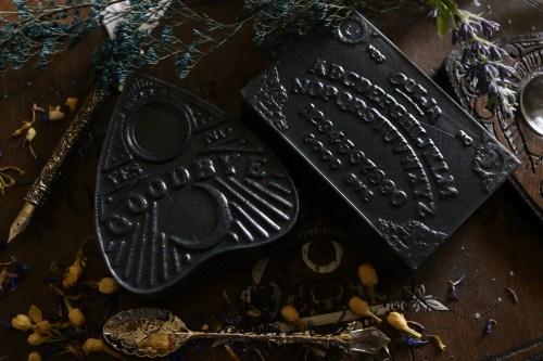 Ouija Soap Set