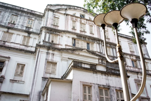 #113 - University of Calcutta (Darbhanga Building)