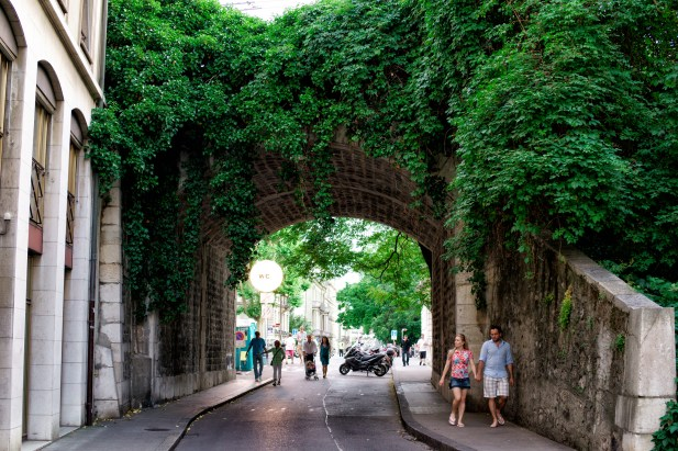 #94 - The Green Archway