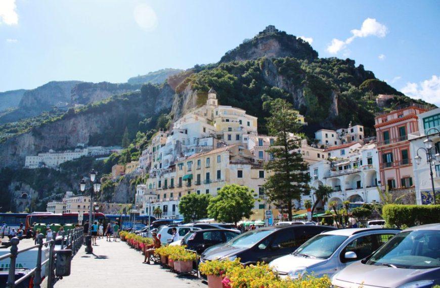 Almafi Coast, Italy: Ristorante La Caravella