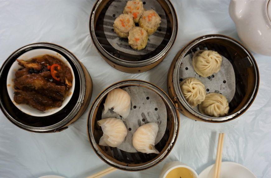 Hong Kong: Islamic Centre Canteen Halal Dim Sum