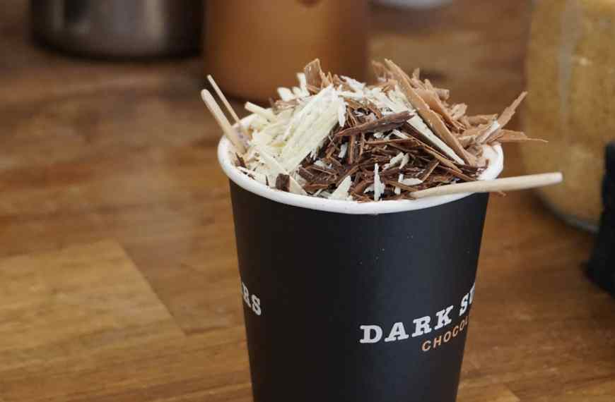 Dark Sugars Hot Chocolate