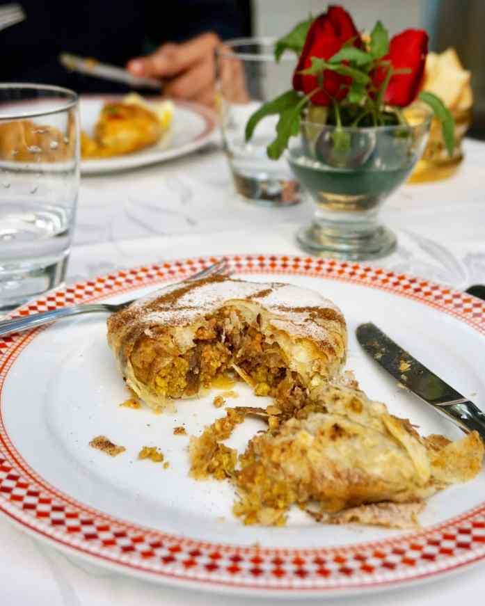 Marrakech Al Fassia - Pigeon Pastilla