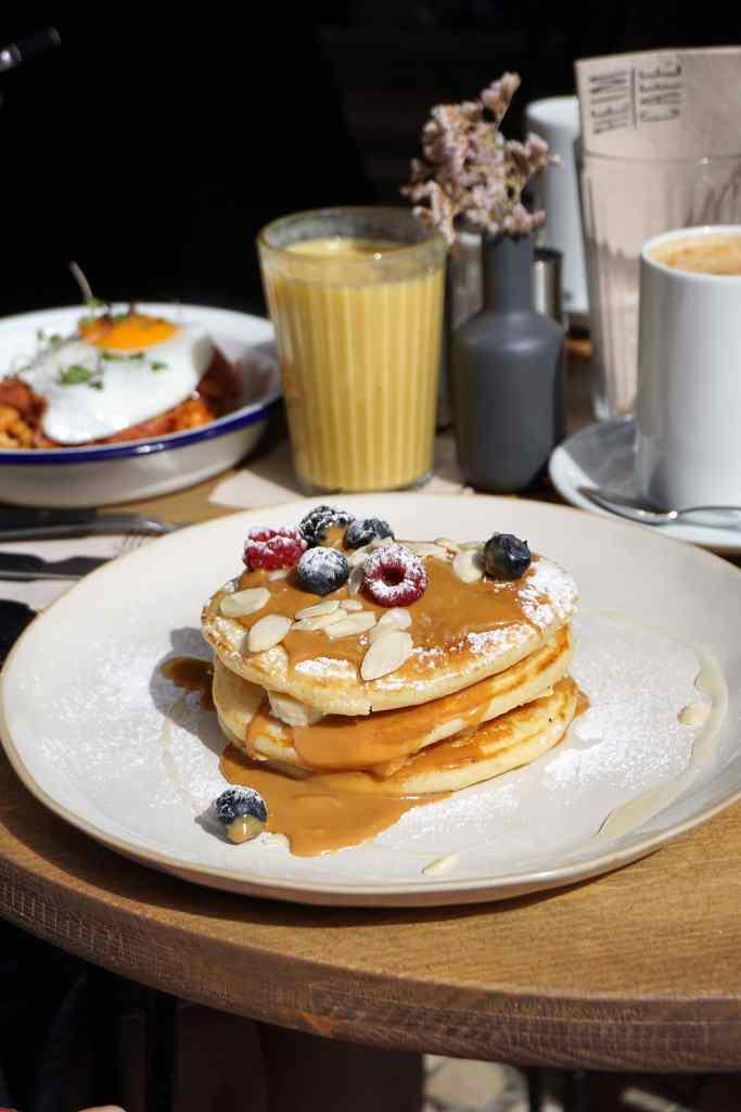 Heim Cafe Pancakes