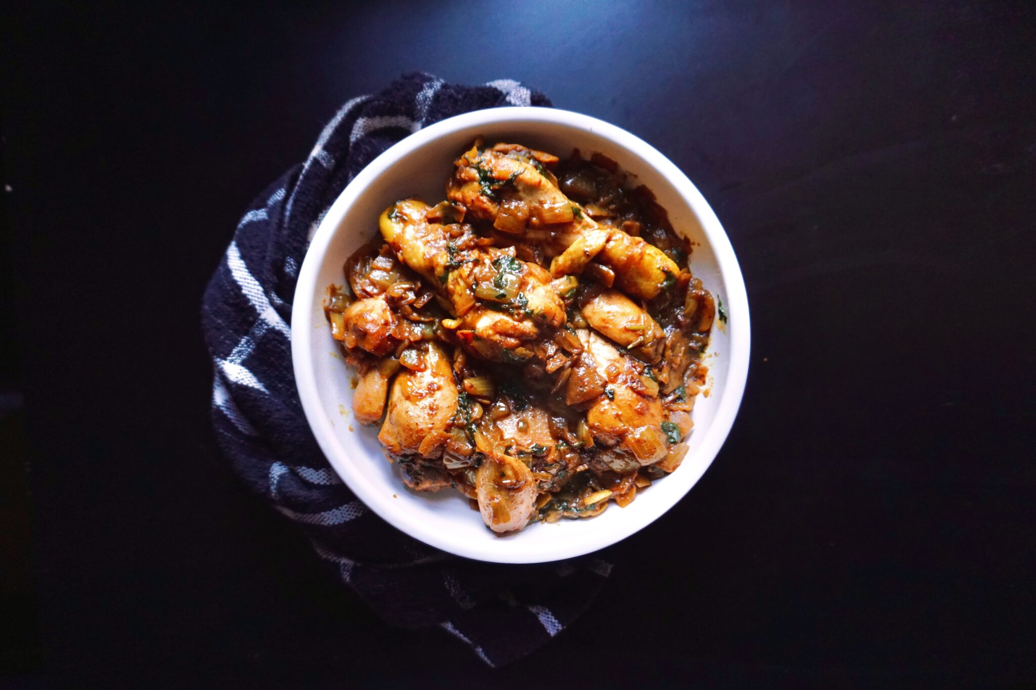 Easy Chicken Masala Curry Recipe