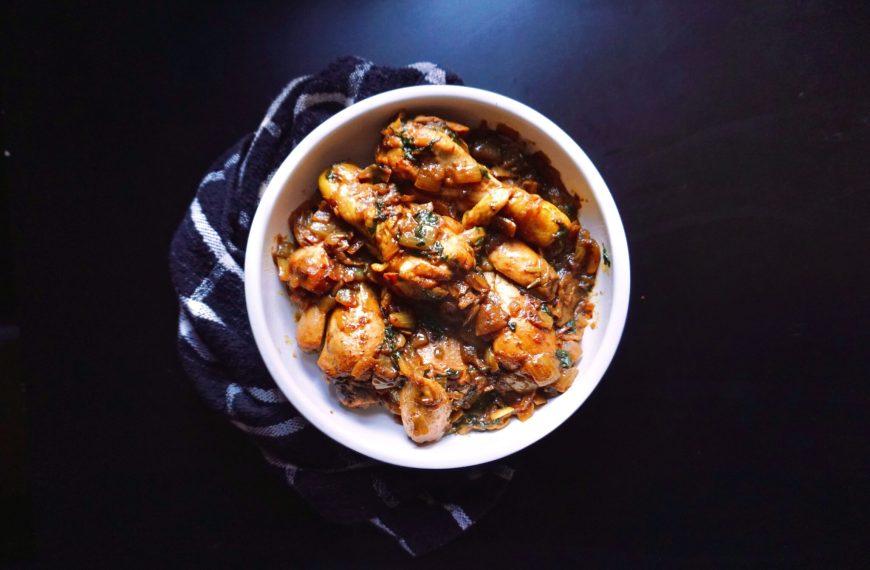 Easy Chicken Masala Curry Recipe