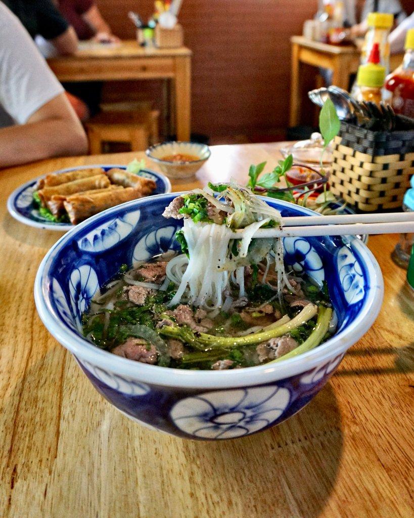 Thien Ly Da Nang Beef Pho