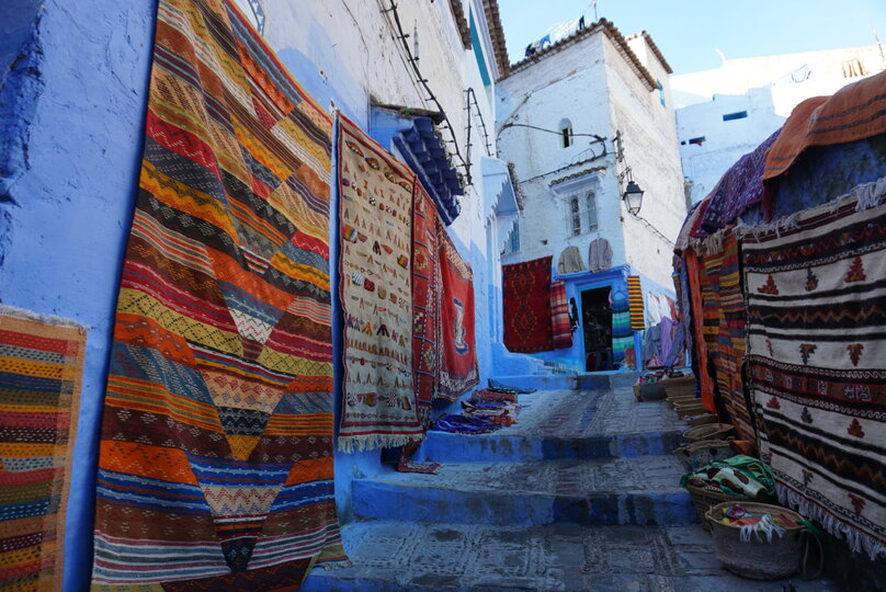 Chefchaouen & Tangier – 9-Day Morocco Trip (Part 4/4)
