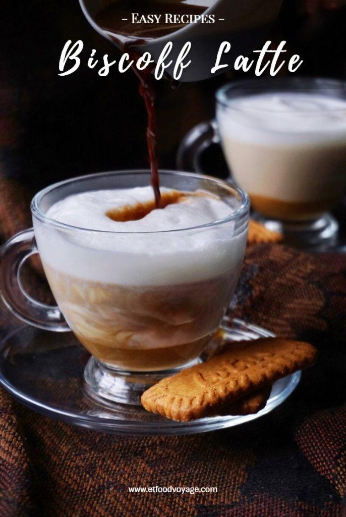 Biscoff Latte Recipe