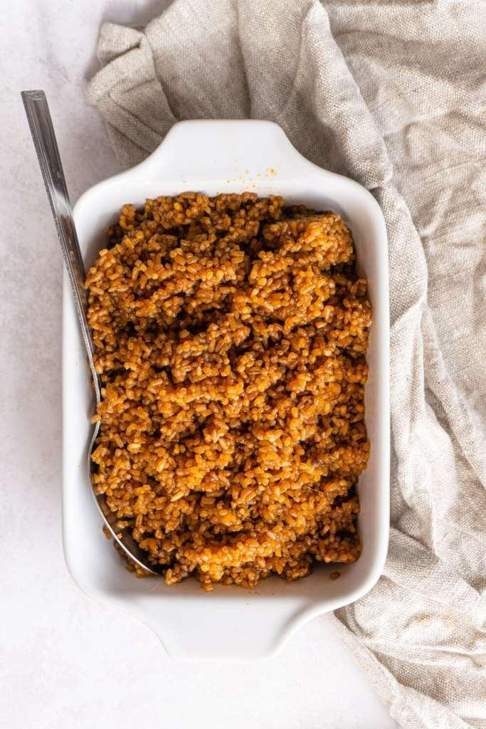 Jollof Rice from Afrik N' Fusion