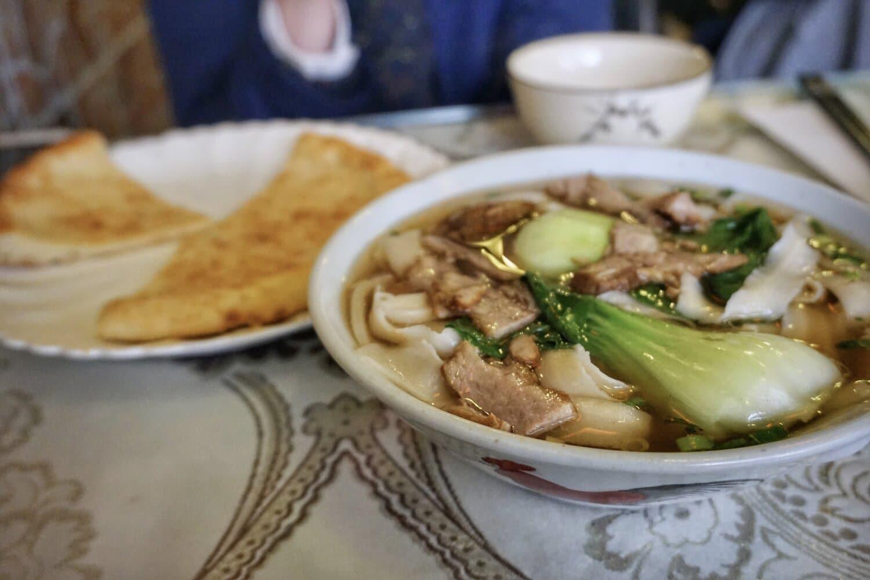 Macau: Loulan Islam Restaurant 樓蘭拉麵館