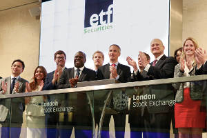 London Stock Exchange gets third physical China A-share ETF