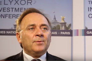 Francois Millet, head of product line management, ETFs & indexing, at Lyxor.