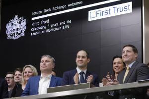 Derek Fulton CEO at First Trust Global Portfolios