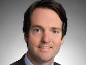 Andrew Walsh, Head of Passive & ETF Specialist Sales for UK & Ireland, UBS Asset Management