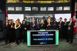 Vanguard Canada asset allocation ETFs