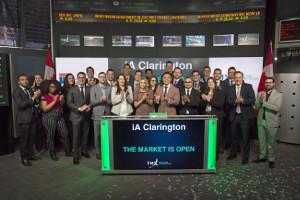 iA Clarington active ETFs Toronto Stock Exchange