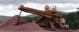 Iron Ore Commodity ETFs mining