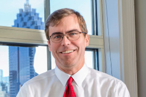 Cannon Carr, CEO of CornerCap Investment Counsel