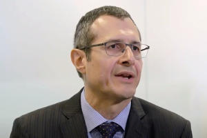 Bernard Letendre, Head of Wealth and Asset Management for Manulife.