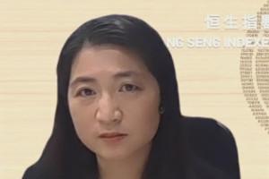 Anita Mo, CEO of Hang Seng Indexes