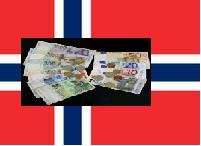 Norvég korona