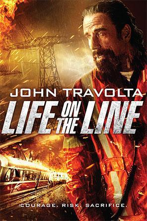 TNT Life on the Line DVD with John Travolta