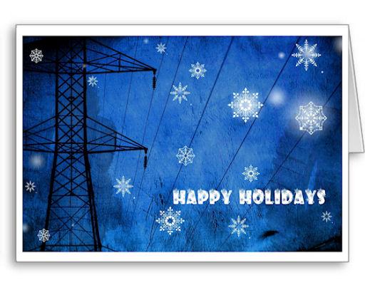 TNT Silent Night Snowy Night Utilities Contractors
