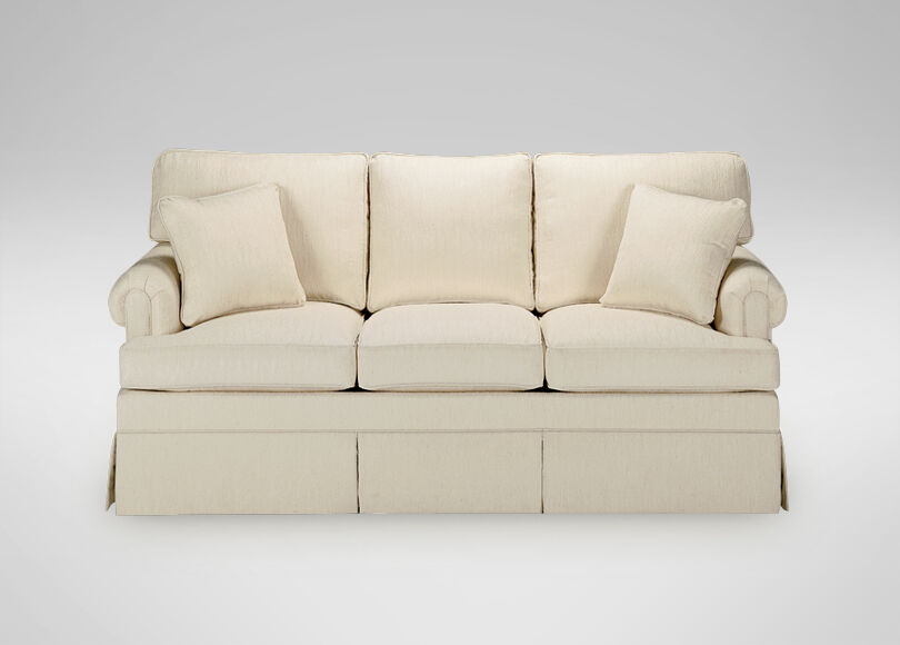 paramount sofa plummers recliner panel arm t cushion sofas and loveseats