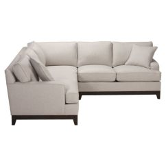 Montreal Sectional Sofa In Slate Serta Sleeper Shop Sectionals Leather Living Room Ethan Allen Custom Quick Ship