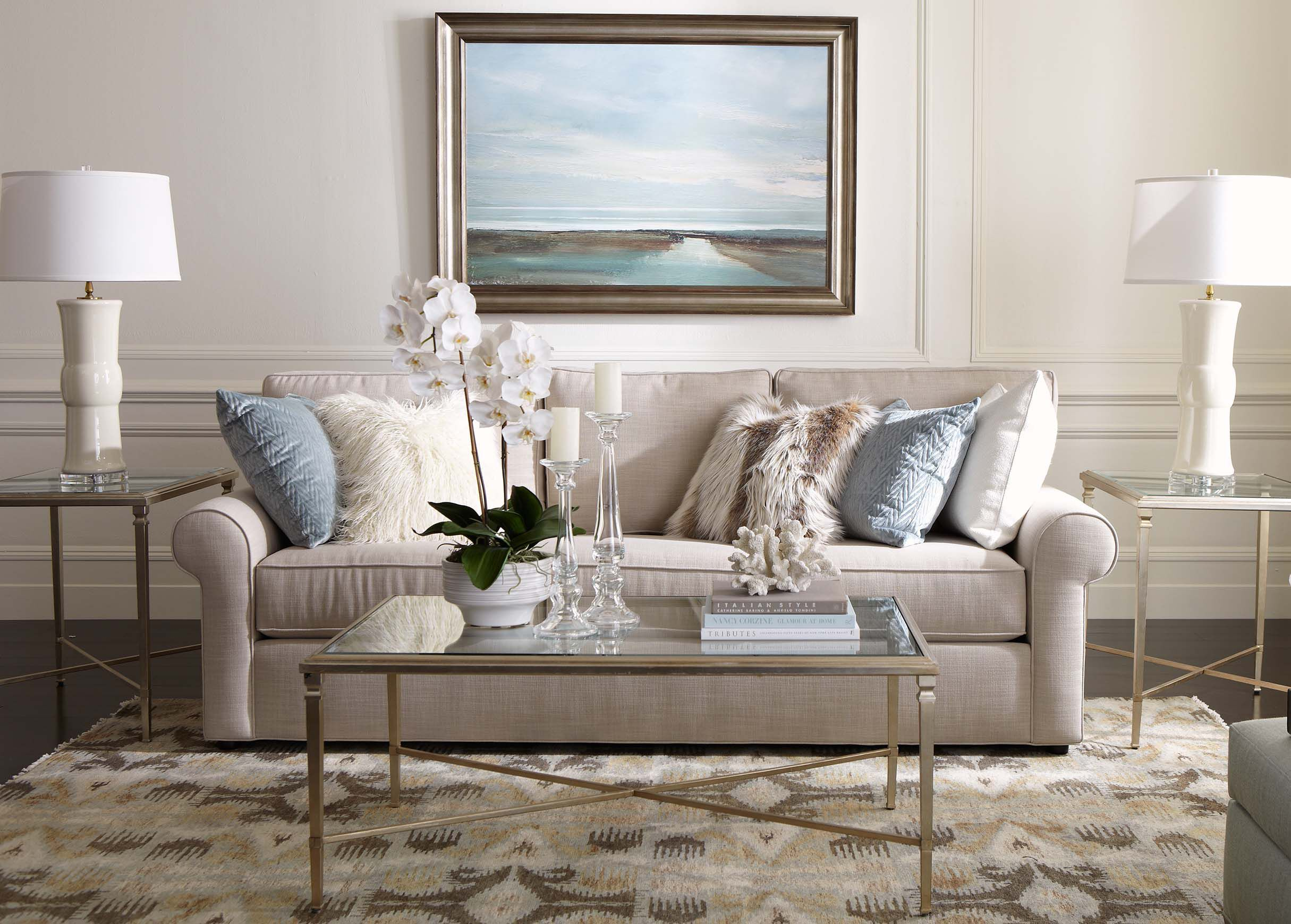 roll arm sofa canada l shaped sofas ikea retreat roll-arm | & loveseats ethan allen