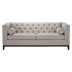 Sofa Covers Toronto Canada Coaster Dilleston Contemporary Sleeper Bed In White Shop Sofas And Loveseats Leather Couch Ethan Allen