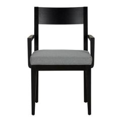 Upholstered Dining Chairs Canada Toddler High Chair Shop Kitchen Ethan Allen Quick Krain Armchair