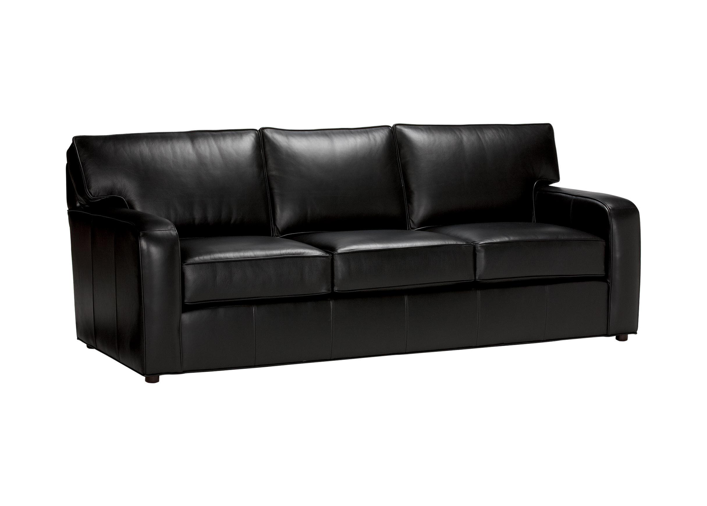 Retreat Track Arm Leather Sofa   Sofas U0026 Loveseats   Ethan Allen
