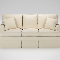 Paramount Sofa Ethan Allen Leather Dimensions Panel Arm T Cushion Sofas Loveseats Images Large Gray