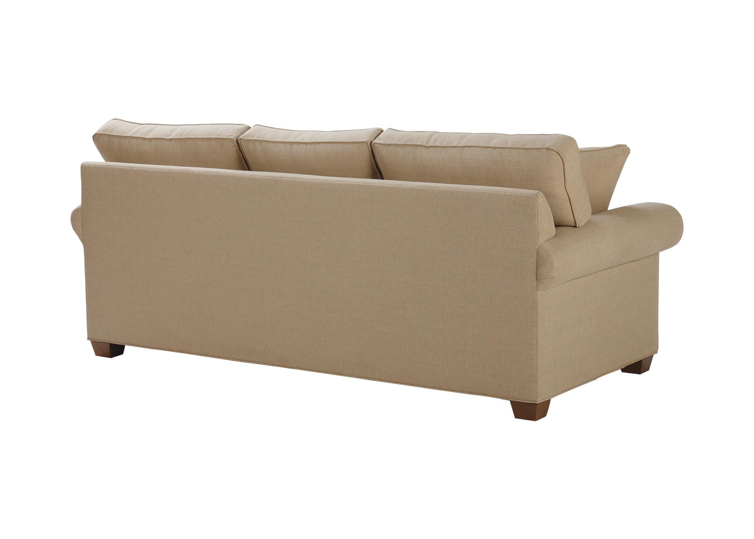 rolled arm sofa nz small size beds bennett roll 78 quot ethan allen
