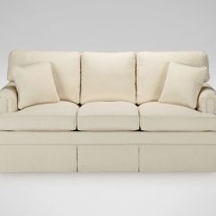 Ethan Allen Paramount Sofa Refilling Cushions Manchester Panel Arm T Cushion Sofas And Loveseats