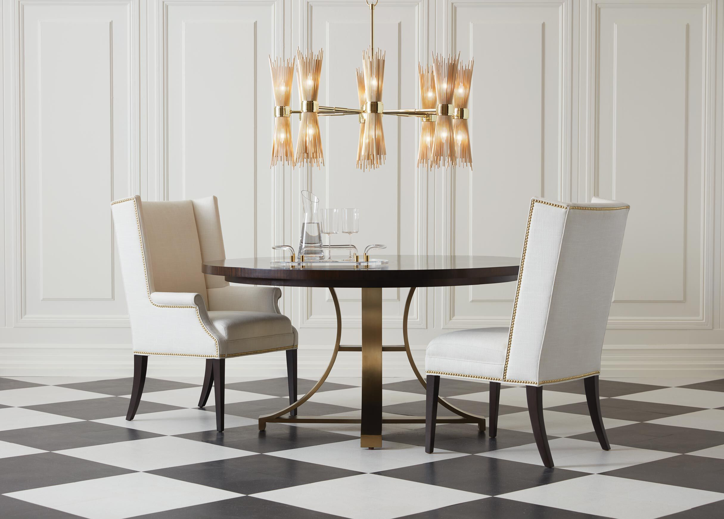 ethan allen dining room chairs moon chair target australia yves side