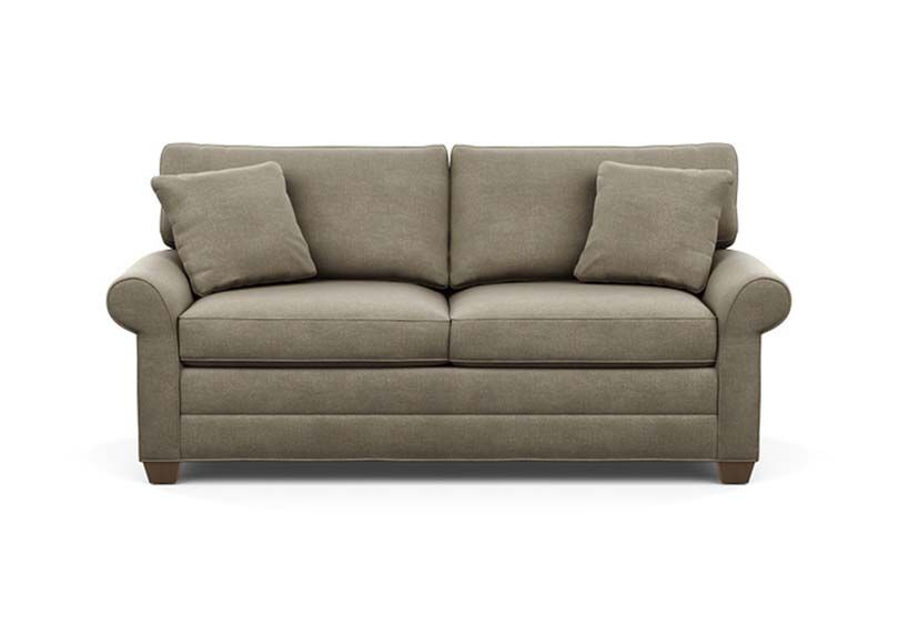 roll arm sofa canada tandem sleeper bennett quick ship sofas and loveseats