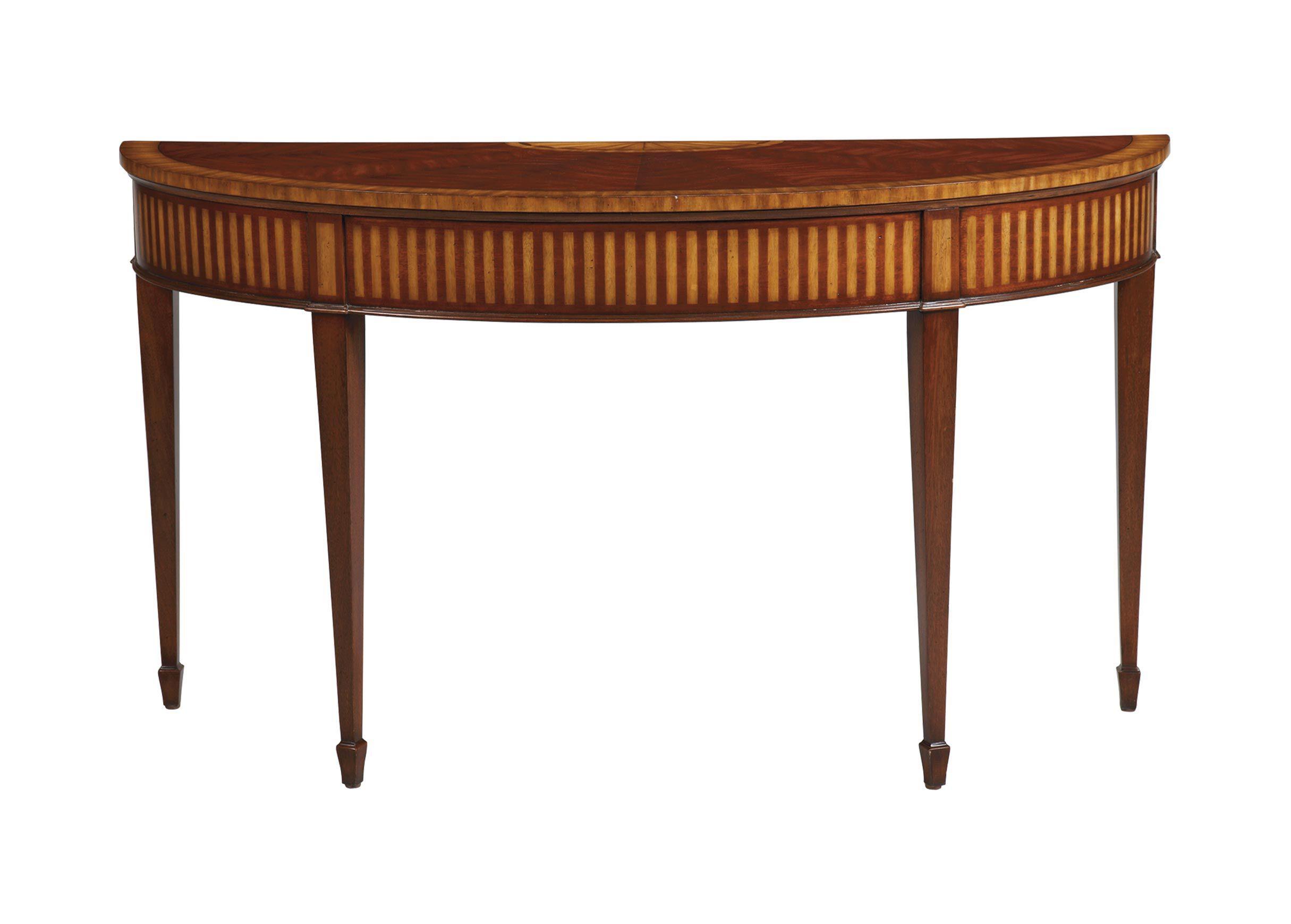 renate gray sofa table de sede gebraucht kaufen newman demilune console tables
