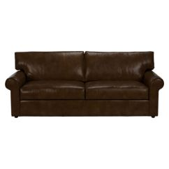 Sage Leather Sofa Skyline Ocee Shop Sofas And Loveseats Couch Ethan Allen Custom Quick Ship