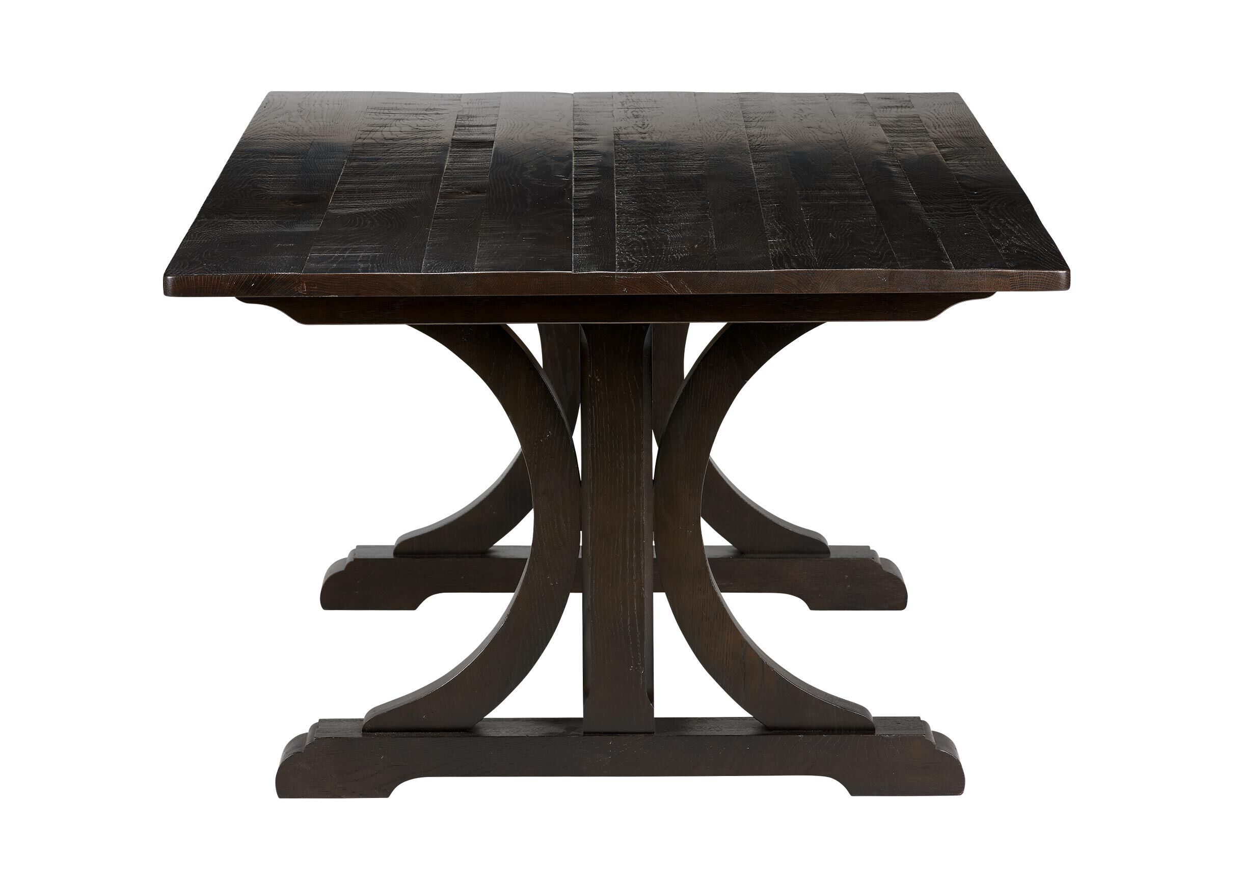 Corin Trestle Dining Table Dining Tables Ethan Allen