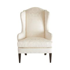 Ethan Allen Wingback Chairs Cane Barrel Chair Makeover Selby Wing Chaises Selected 1