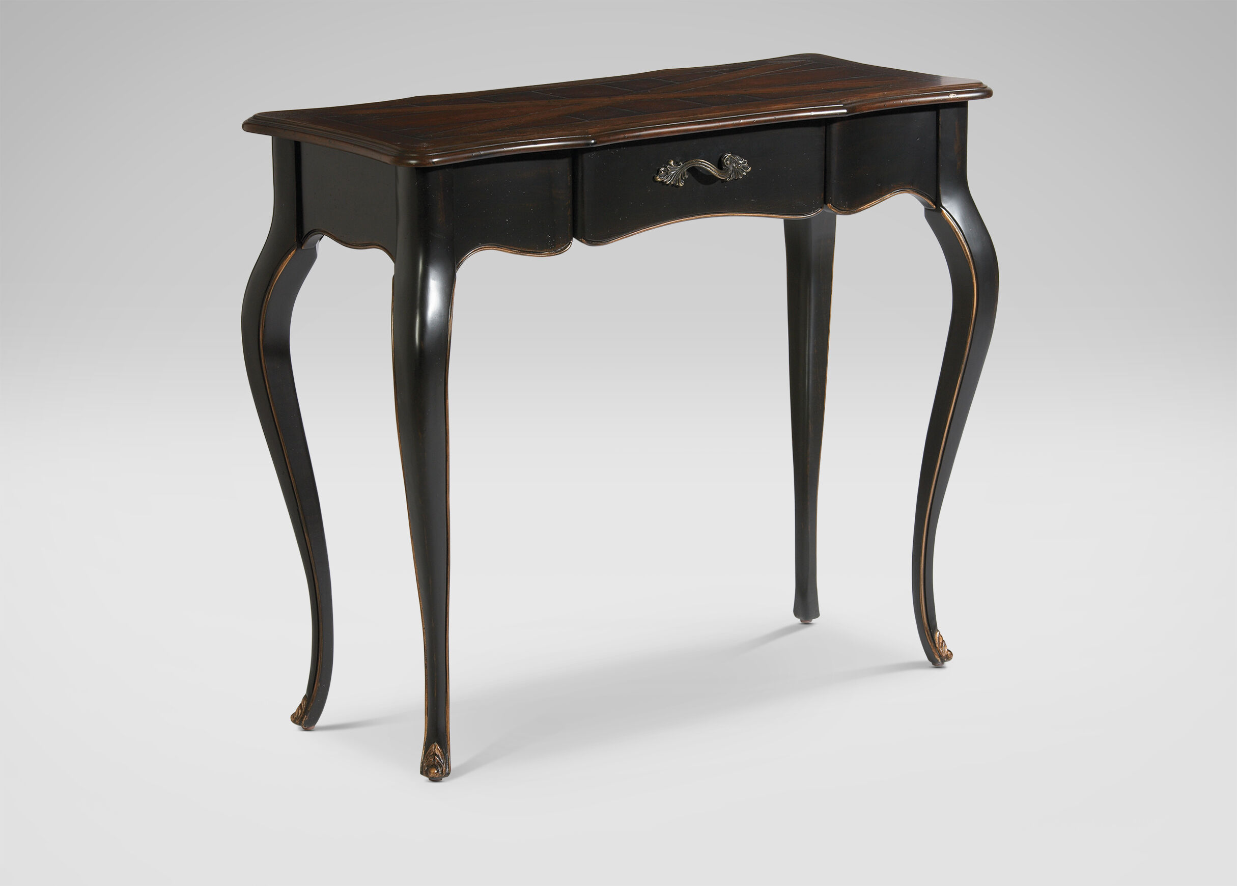 renate gray sofa table liberty 2 piece and motion loveseat french black console tables