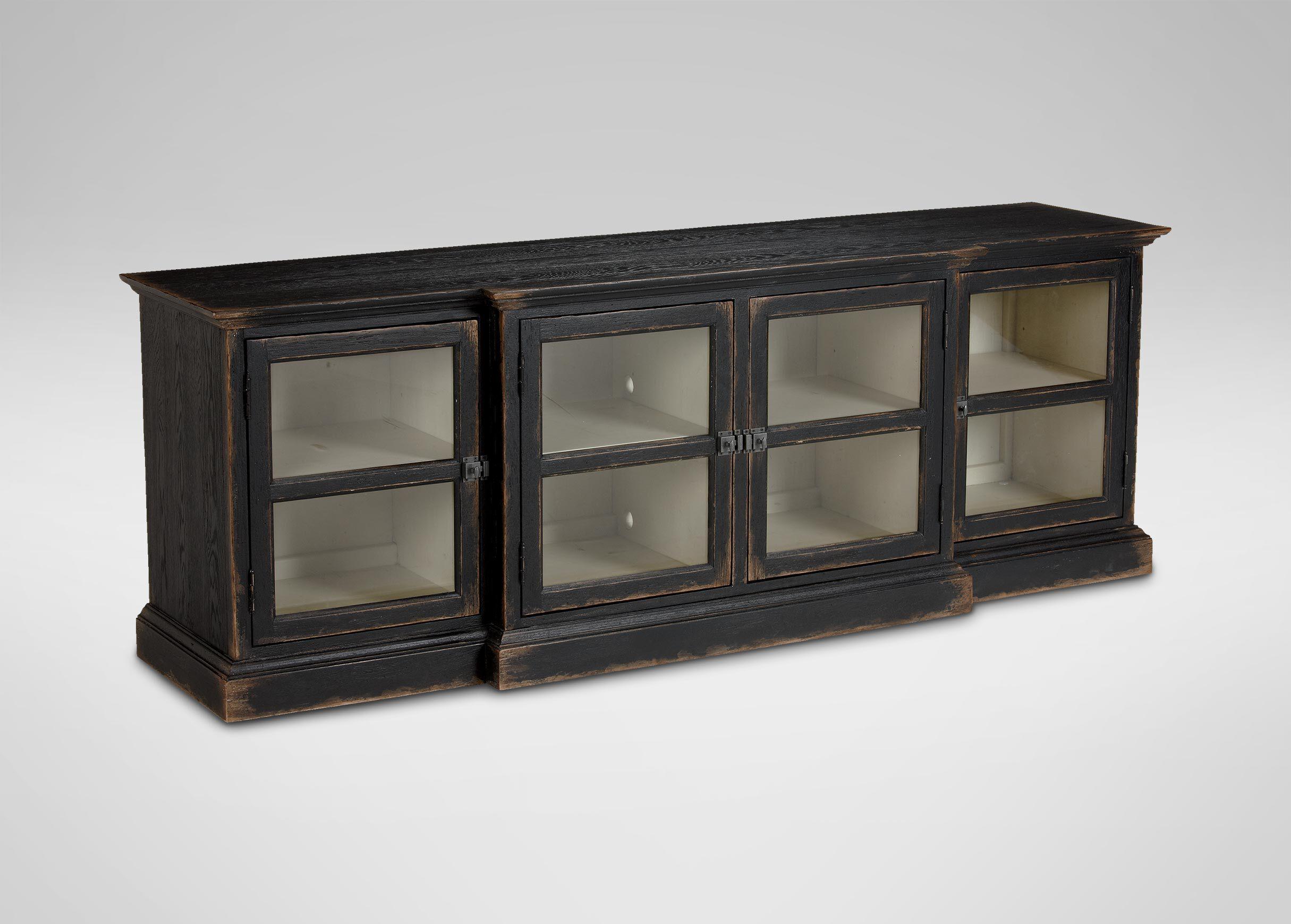 Farragut Media Cabinet  Media Cabinets  Ethan Allen