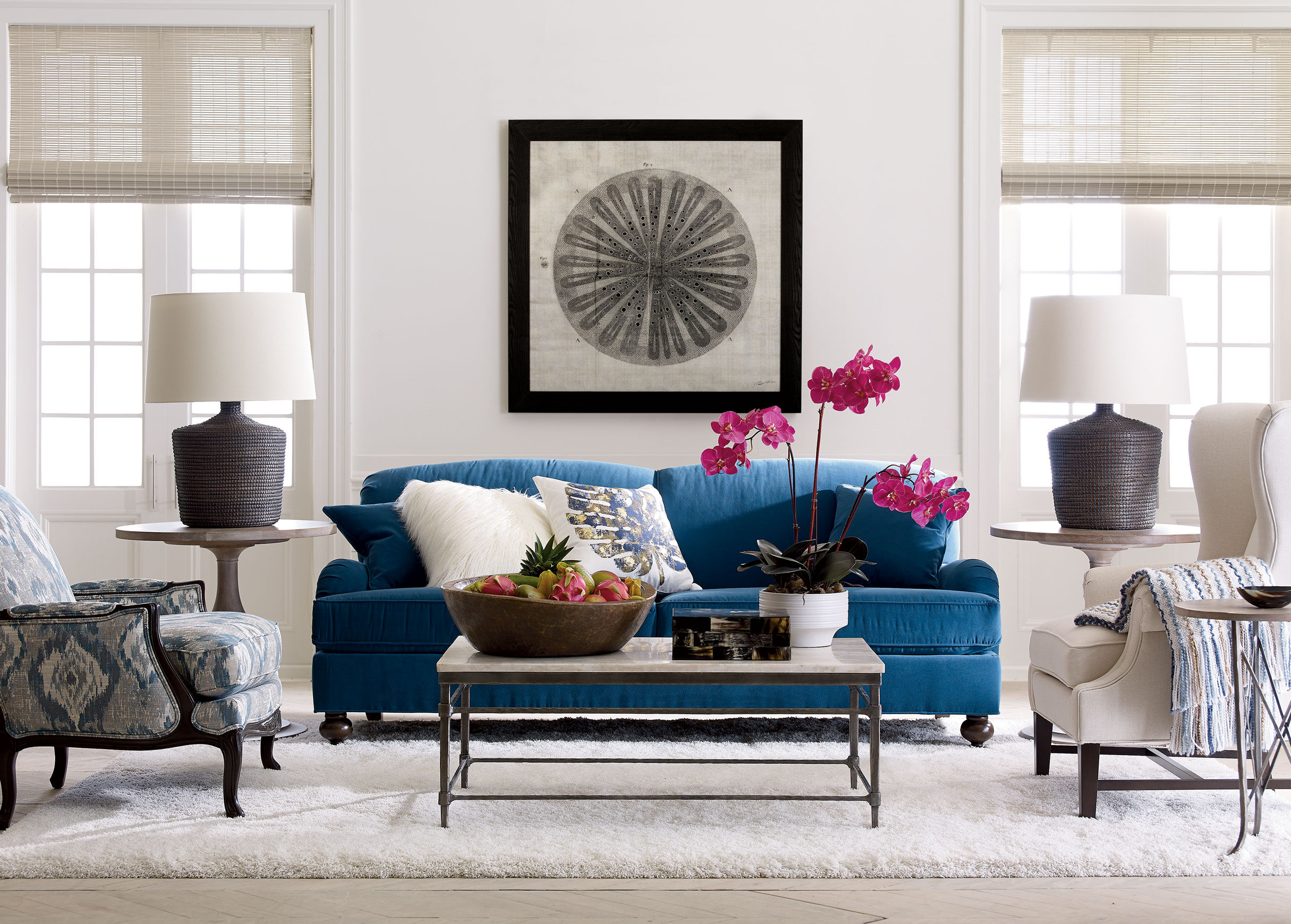 small living room with no coffee table simple tv unit designs for india vida stone top tables ethan allen 2