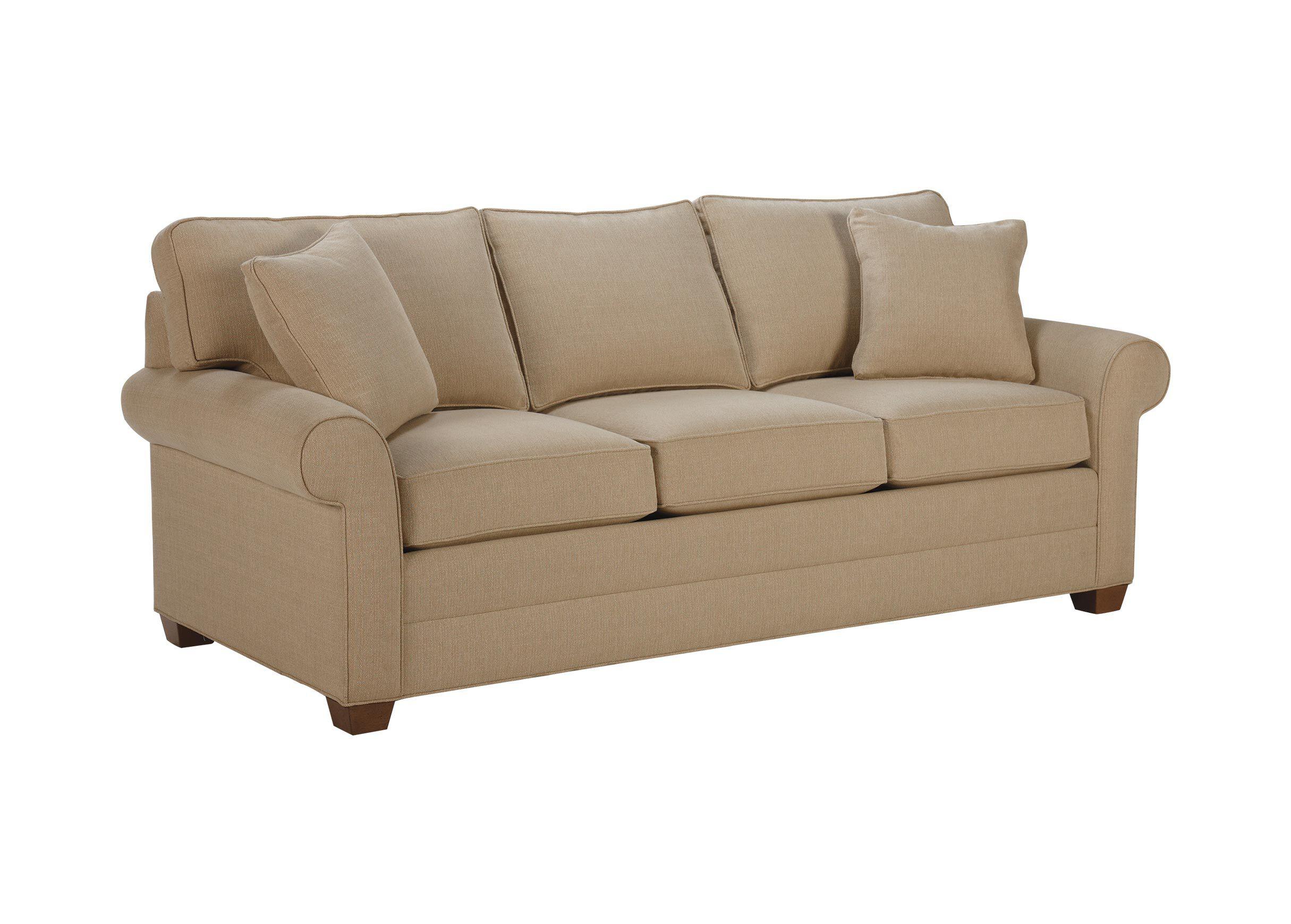 roll arm sofa canada gray leather recliner bennett loveseat ethan allen