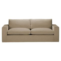 72 Lancaster Leather Sofa Sure Fit Deluxe Waterproof Non Skid Back Furniture Cover Shop Sofas And Loveseats Couch Ethan Allen Custom Quick Ship